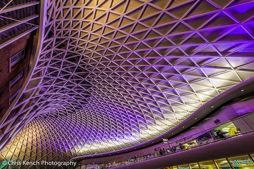 roof station architecture nikon 28 kingscross nikkor 1424 d700 kenchie