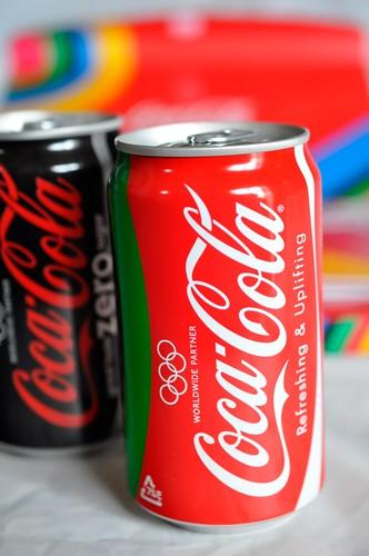 コカ・コーラ ロンドンチャレンジ オリンピック