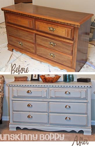 b&a dresser