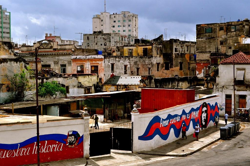 cuba cityscape