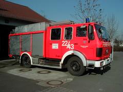 Frühere Fahrzeuge FF Kostheim