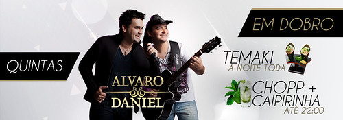 Banner Alvaro & Daniel by chambe.com.br