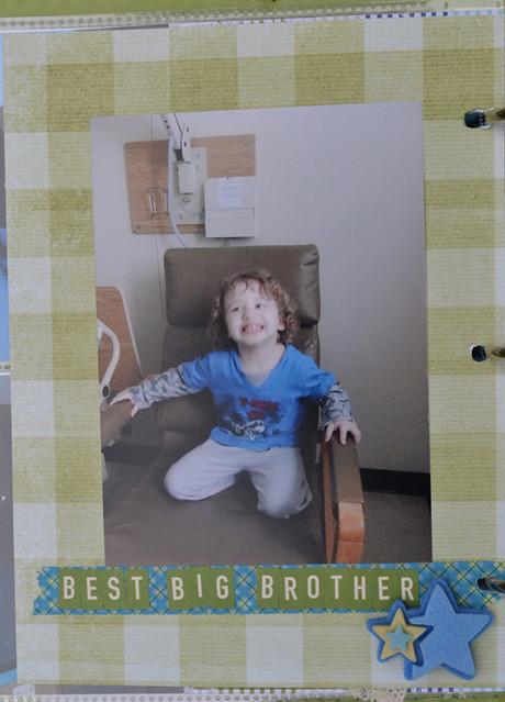 Ben's Baby Book_Best Big Bro