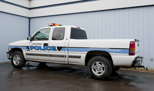 chevy police trucks - photo #7