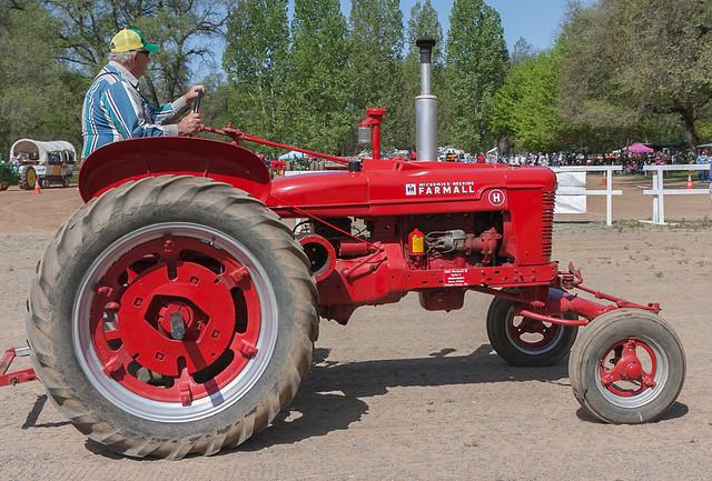 Farmall Tractor Models : Farmall tractor model h flickr photo sharing