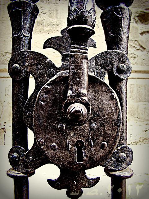 Sin llave...