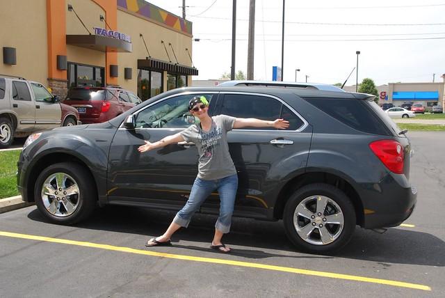 Dirty Girl Run Road Trip W/ Chevrolet