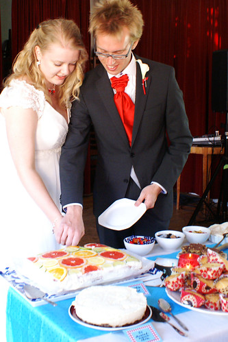 My wedding, June 2012