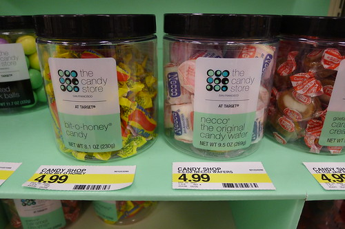 $5 for a half a pound of Bit o Honey? The Candy Store at Target