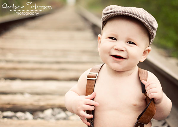 Baby boy 6 month pictures ashlee marie