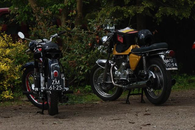 2012-05-13 Veteran Motor Club bij de Lindeboom