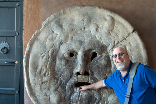 Bocca della Verità - The Mouth of Truth