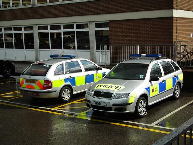 Skoda au service de la police 7204446752_6e0f44d2f7_z