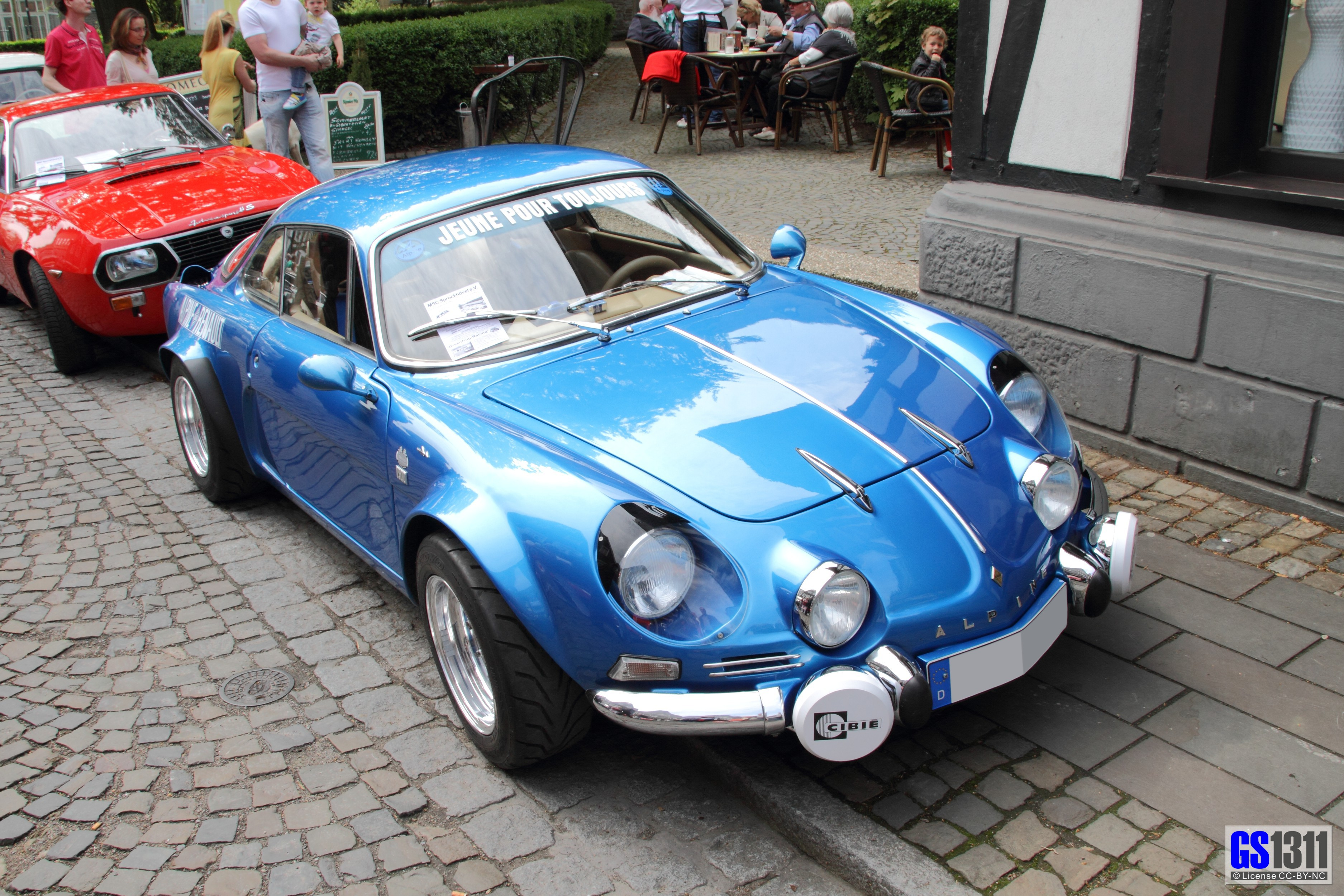 1976 Renault Alpine A110 Images Pictures And Videos