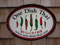 One Dish Thai in Ebisu