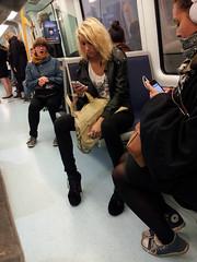 """Copenhagen Metro """"street shot"""""""