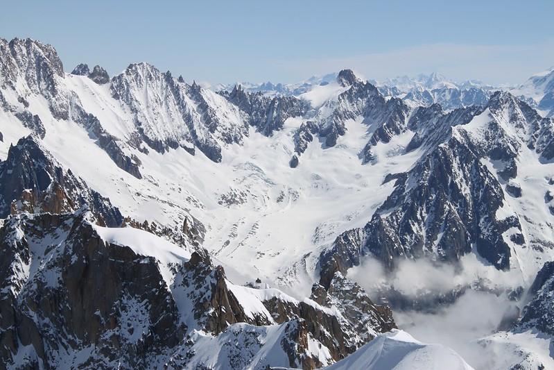 Glacier de Talefre