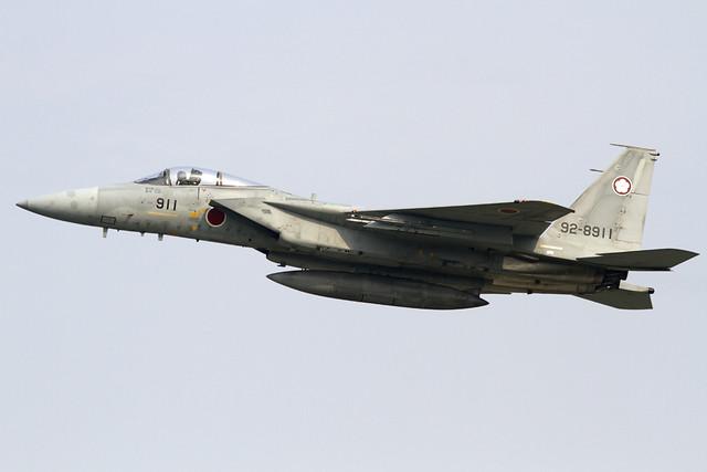 JASDF F-15J 305SQ