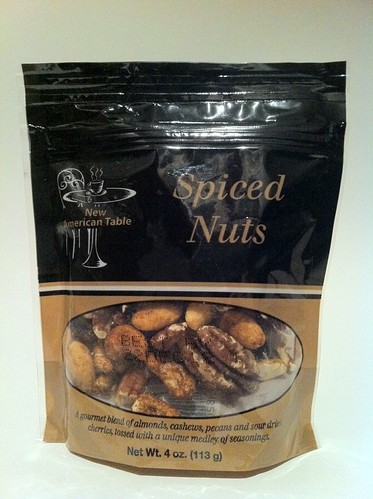 Marcus Samuelsson Spiced Nut Mix