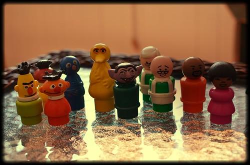 Little People Sesame Street