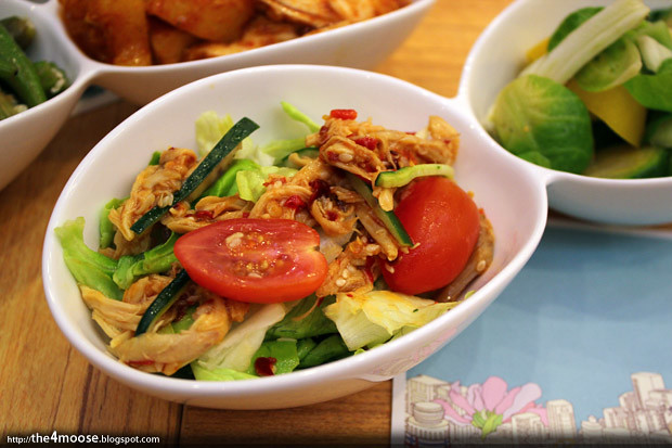 MUNCH Saladsmith - Oriental Chicken