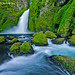 Columbia-Rvr-Gorge-Wahclella-falls1 by Chuck Harlins Photography