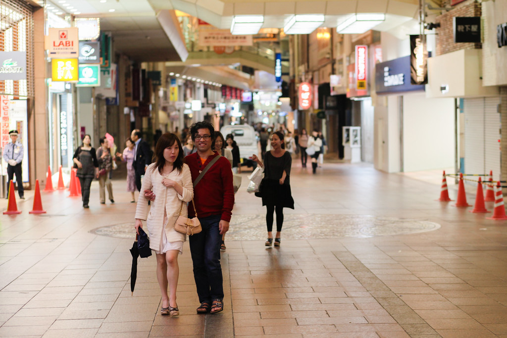 Kanocho 5 Chome, Kobe-shi, Chuo-ku, Hyogo Prefecture, Japan, 0.01 sec (1/100), f/2.8, 85 mm, EF85mm f/1.8 USM