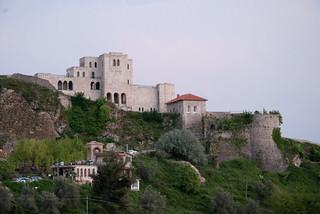 Skanderbeg castle