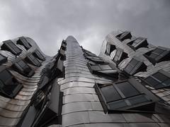Neuer Zollhof (Frank Gehry) - Düsseldorf