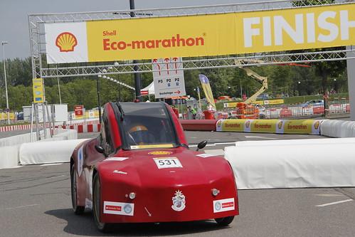 Shell Eco-marathon 2012