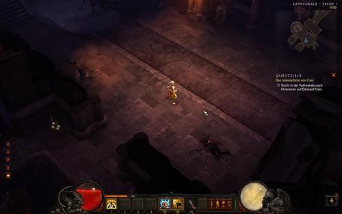 Diablo 3 Kathedrale