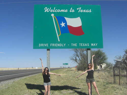 Welcome to Texas by Jenny Lowthrop