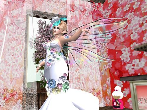 Dancing Over Kimono Walls