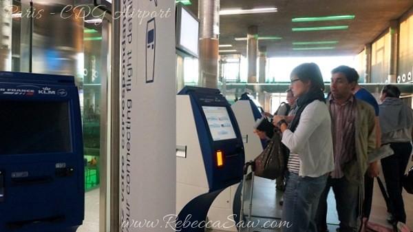 Paris - CDG Airport  (16)