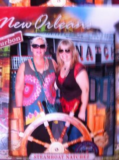 Being Tourists at UAC 2012 New Orleans by Postcards from UAC