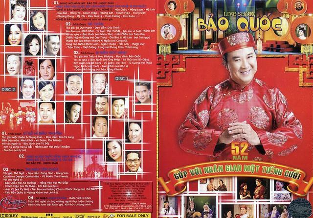 Live Show Bảo Quốc 52 Năm