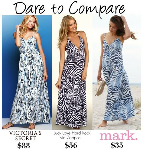 dare to compare maxi