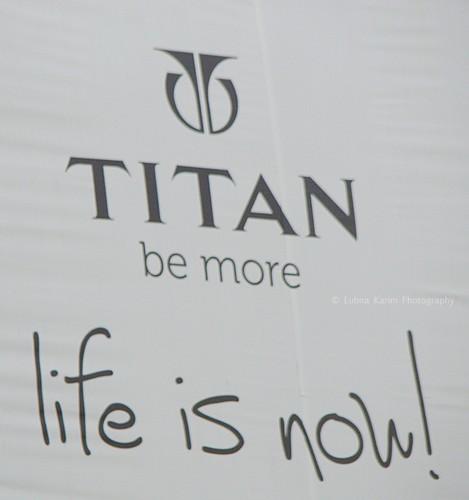 Titan Hoarding