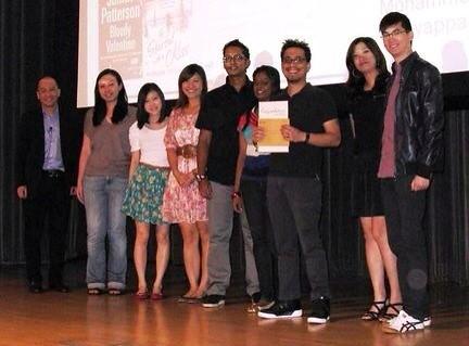 Singtel Outstanding Team Award by phatfreemiguel