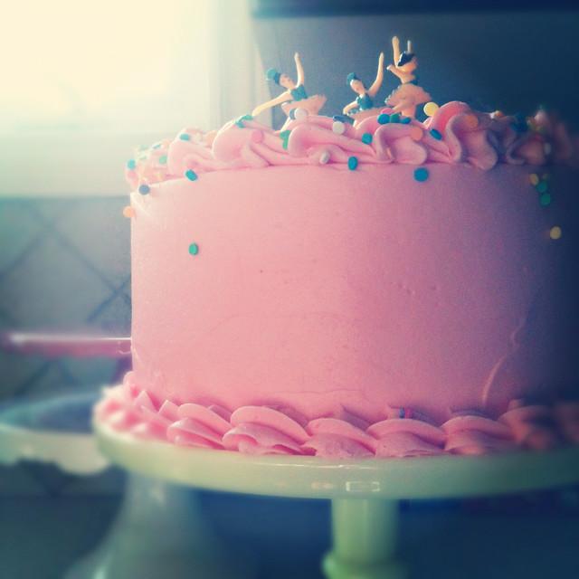Birthday Cake Pictures Pink : Pink Birthday Cake Flickr - Photo Sharing!