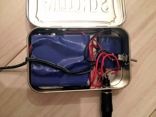 18V Rechargeable Battery Pack