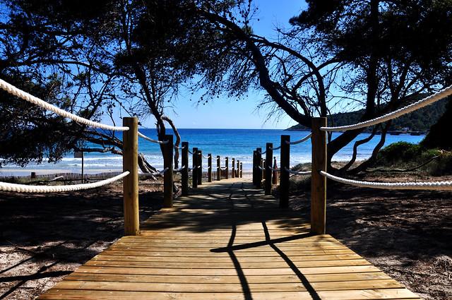 Las Salinas Strand