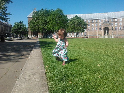 Our Bristol summer holidays at College Green