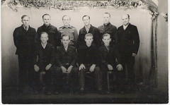 POW prisoners - Stamford Camp