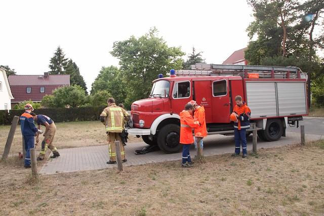 JF Bln Grillen und Wasserschlacht 26.Mai 2012