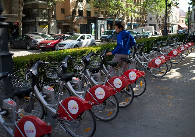 Sevilla Bike Share