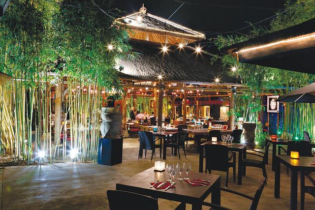 Bambuddha Grove, Zen Terrace