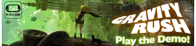 gravity rush - ps store