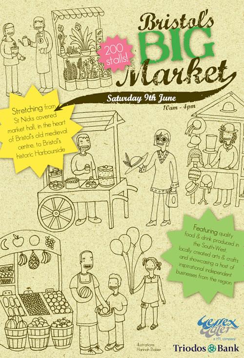 Bristol's Big Market