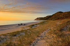 """Empire Bluff""  Sleeping Bear Dunes National Lakeshore by Michigan Nut"